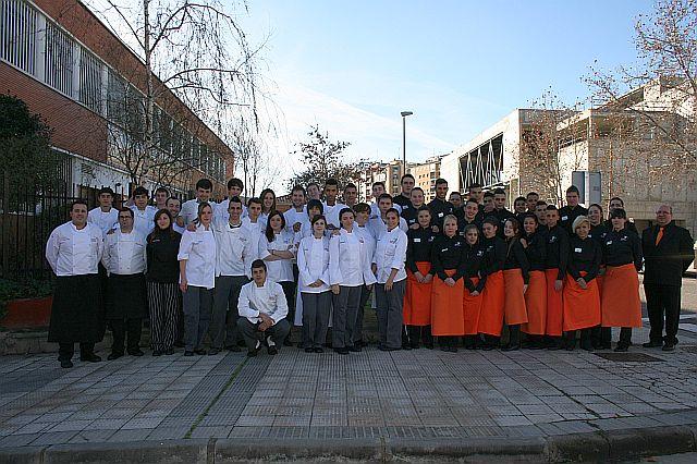 Topi zaragoza formaci n en escuela hosteler a topi - Escuela de cocina zaragoza ...