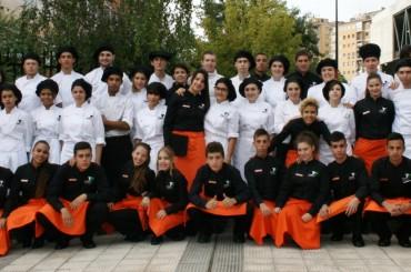 Alumnos Topi 2014-15