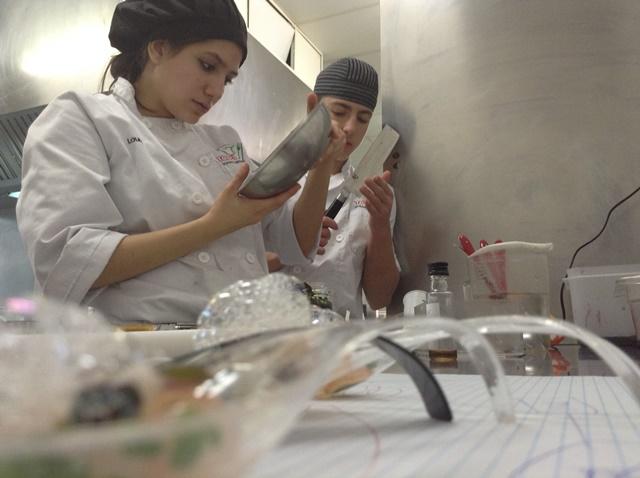 cocina creativa en zaragoza