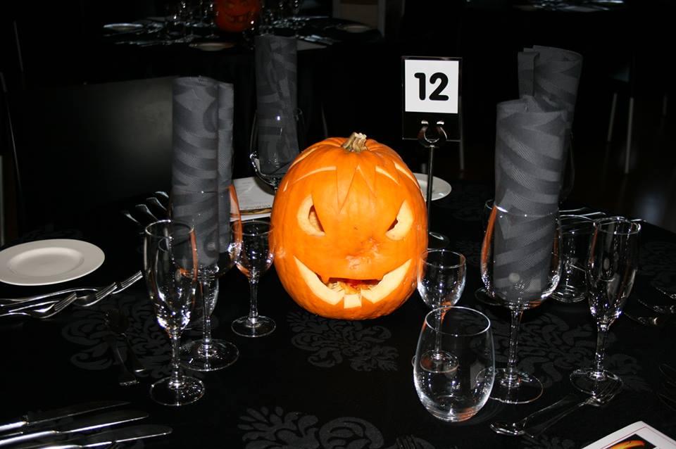 menu halloween zaragoza