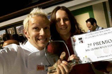 Nerea Bescos gana el segundo premio