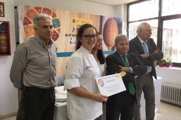 Alumna de Topi gana la modalidad Tapas en Mediterraneamos 2017