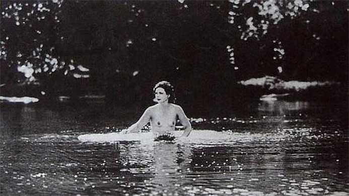Éxtasis. Hedy Lamarr