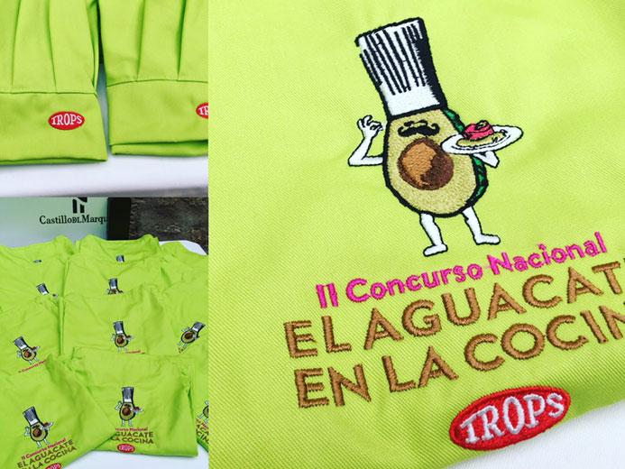 """II Concurso Nacional """"El Aguacate en la Cocina"""""""