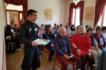Alumnado del TOPI en Hungría