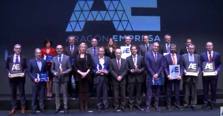 Premio Excelencia Aragón 2018