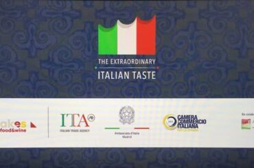 Enogastronomía italiana